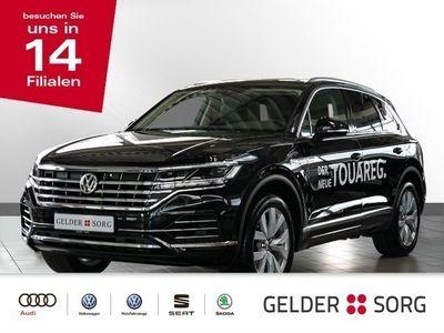 gebraucht VW Touareg 3.0 V6 TDI *Allradlenkung*Virtual*Dynaudio* Navi Panorama Leder AHK Standheiz LM