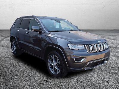 gebraucht Jeep Grand Cherokee Overland 3.0l V6 Multij. Harman K