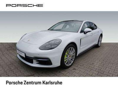 gebraucht Porsche Panamera 4 E-Hybrid Burmester Surround-View LED als Limousine in Karlsruhe