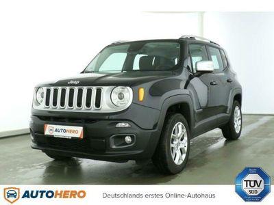 gebraucht Jeep Renegade 1.4 M-Air Limited 4WD*Navi*Xenon*Alu*