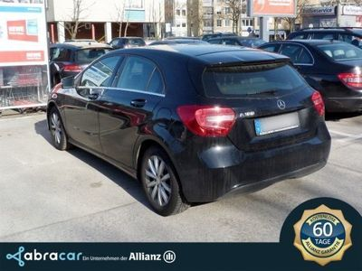 gebraucht Mercedes A180 BlueEfficiency- inkl. Gratis Garantie