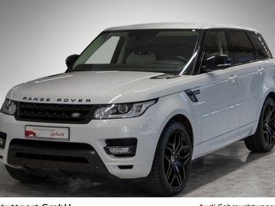 gebraucht Land Rover Range Rover Sport 5.0 Autobiography Dynamic Luft
