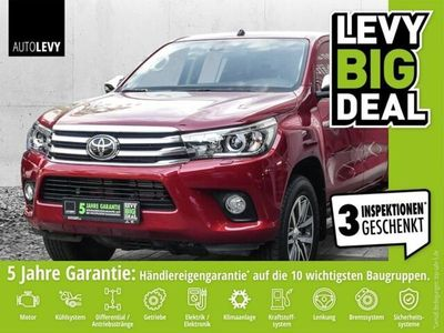 gebraucht Toyota HiLux Double Cab Lounge