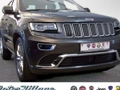 gebraucht Jeep Grand Cherokee Summit 3.0l V6 MultiJet