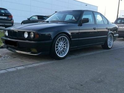 gebraucht BMW 525 Tausche/Verkaufe e34 m50 i ohne van...