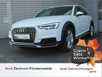 gebraucht Audi A4 Allroad 2.0TDI*EU6*q.AZV LED NAV PANORAMAD.