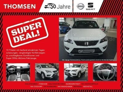 used Seat Ateca XCELLENCE 2.0 TDI 140 kW (190 PS) 7-Gang