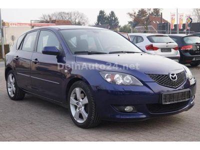 """gebraucht Mazda 3 2.0 Top lückl.Scheckh. Xenon Klimaaut. 17""""Alu """