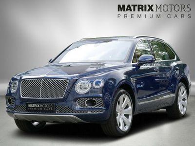 gebraucht Bentley Bentayga V8 Mulliner Entertainment Naim Tresor