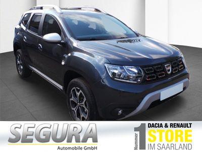 gebraucht Dacia Duster TCe 130 Prestige 2WD Sitzheizung Klimaauto
