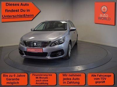 gebraucht Peugeot 308 SW 1.2 PureTech 130 Allure (EURO 6d-TEMP) Na