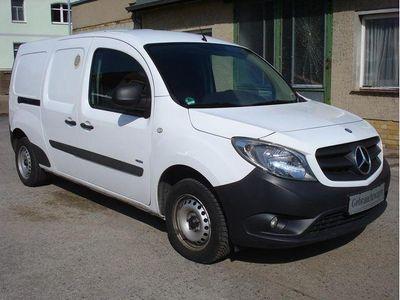 gebraucht Mercedes Citan 109 CDi Extralang/el.Paket/AHK