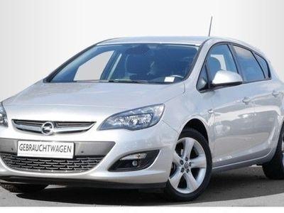 gebraucht Opel Astra 1.4 Turbo Style ecoFlex