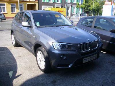 gebraucht BMW X3 xDrive30d Aut.BI-Xenon,Panoramadach,PDC,Sitzh