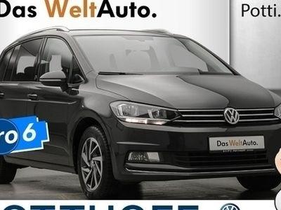 käytetty VW Touran 2.0 TDI BMT SOUND 7-Sitzer ACC Navi Telef