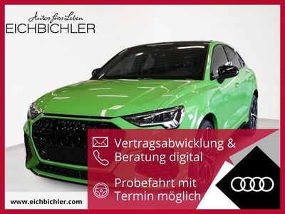 gebraucht Audi RS Q3 RS Q3 SportbackSportback 294 kW (400 PS) S tronic