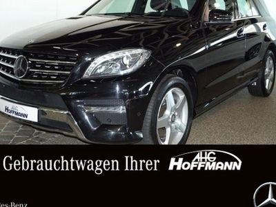 używany Mercedes ML350 BT AMG+Comand+Distronic+LED+Kamera