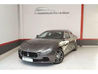 gebraucht Maserati Ghibli Automatik * Garantie * Wie NEU *