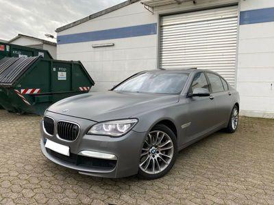 gebraucht BMW 760L V12 M-Paket