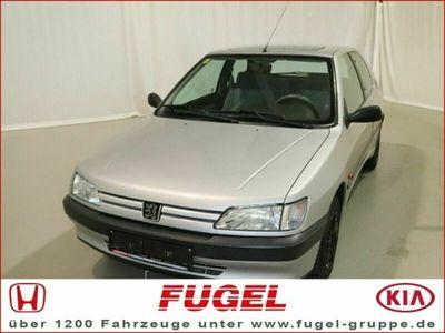 gebraucht Peugeot 306 1.6 3tg. SD