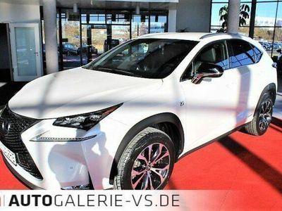 gebraucht Lexus NX300h NX 300hFR- Sport Navi, Leder, Kamera, LED
