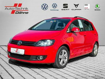 gebraucht VW Golf VI Plus 1.6 TDI Comfortline BMT