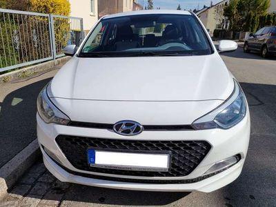 gebraucht Hyundai i20 1.2 Style