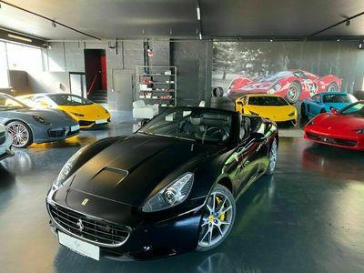gebraucht Ferrari California 4.3 V8*PDC*Navi*4-Sitzer*Tempomat