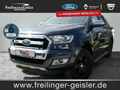 gebraucht Ford Ranger TDCi Limited 4x4 Leder bei Gebrachtwagen.expert