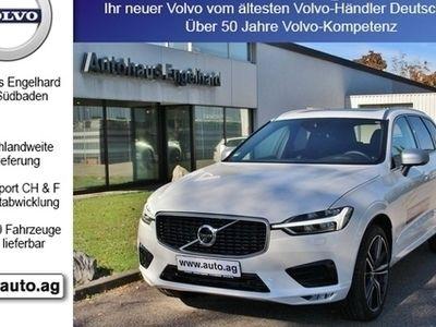 gebraucht Volvo XC60 D5 AWD R-DESIGN 6 PAKETE