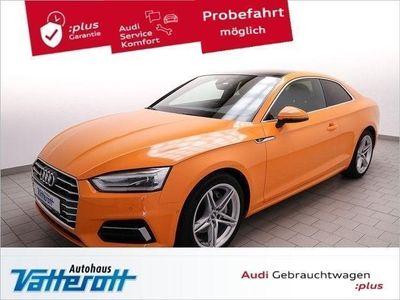 gebraucht Audi A5 Coupe 3.0 TDI S line Navi/Xenon/AHK/Panorama Lede