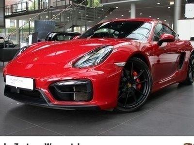 gebraucht Porsche Cayman GTS Sportfahrwerk PCM Navigation PTV
