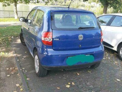 gebraucht VW Fox 2008