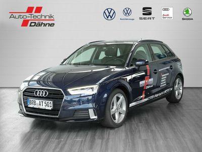 gebraucht Audi A3 Sportback sport 1.5 TFSI SHZ PDC LED NAVI