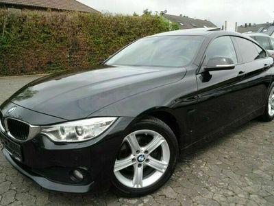 gebraucht BMW 418 Gran Coupé d Bi-Xenon Panorama Hi-Fi Shz Top