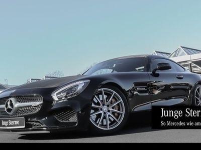 gebraucht Mercedes AMG GT S Designo Comand LED Burmester