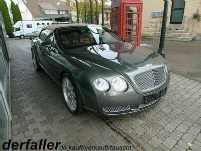gebraucht Bentley Continental GTC 6,0 V12 neuw.Zustand mit 21´´Alu