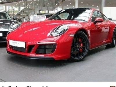 gebraucht Porsche 911 Carrera 4 GTS 991 Rückfahrkamera BOSE Sportfahrwerk