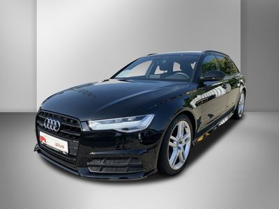 gebraucht Audi A6 Avant 3.0 TDI tiptronic quattro S line Sportpak