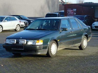 gebraucht Saab 9000 -Klima-Tempomat-Sitzheizung Tüv 01/21