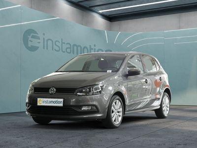 gebraucht VW Polo Polo1.0 Trendline KLIMA EURO6