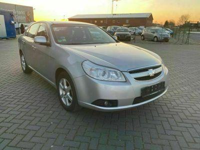 gebraucht Chevrolet Epica 2.0 LS*Klimaanlage*Lederlenkrad*TÜV NEU*