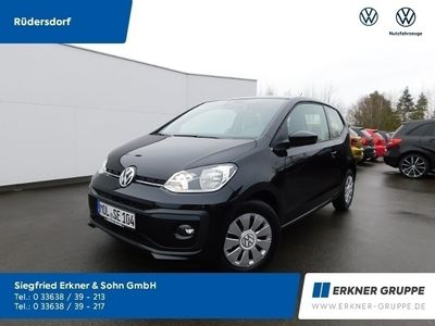 gebraucht VW up! move1,0 l 44 kW (60 PS) 5-Gang
