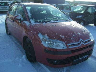 gebraucht Citroën C4 1.4 16V Advance Klima Euro4