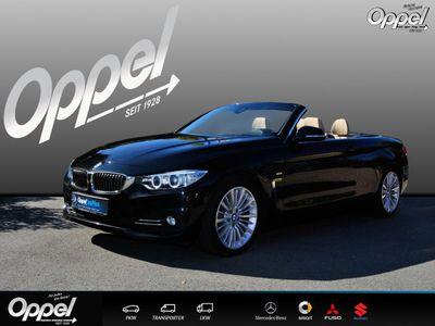 second-hand BMW 420 d Klima/Navi/PDC/Regensensor/Bi-Xenon/SH/NSW BC