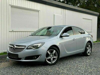"""gebraucht Opel Insignia 2.0 CDTI Edition 4x4 """"AUTOMATIK/NAVI"""""""