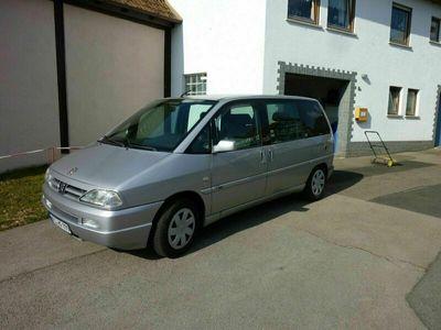 gebraucht Peugeot 806 Autogas und Benzin