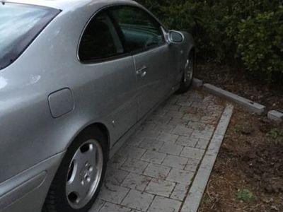 gebraucht Mercedes CLK320