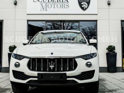 gebraucht Maserati Levante S   Panorama   Keyless-Entry   Kamera
