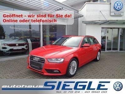 gebraucht Audi A4 AVANT 2.0 TDI AMBITION*NAVI*PANORAMA*ALU